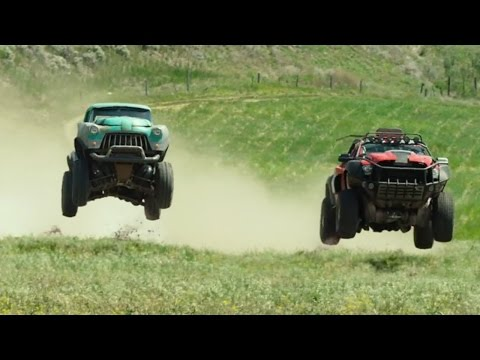 Monster Trucks 2017 - Grab - Paramount Pictures