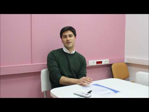 Studying abroad in Russia - Jose from Colombia
