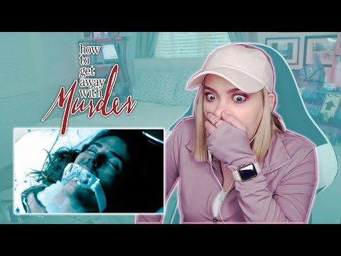 """How To Get Away With Murder Season 3 Episode 4 """"Don't Tell Annalise"""" REACTION!"""