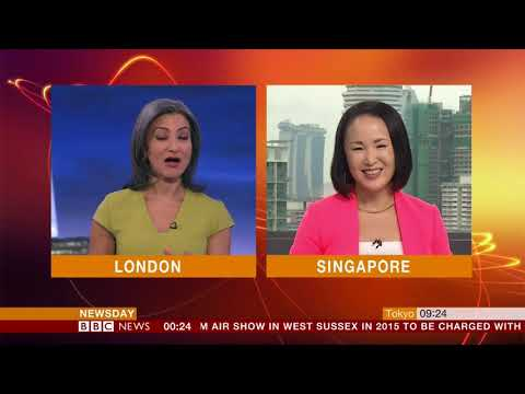 Sharanjit Leyl BBC World Newsday March 22nd 2018