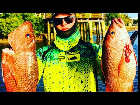 Spearfishing Australia 2018, AWESOME  REEF JACKS BRAMBLE REE