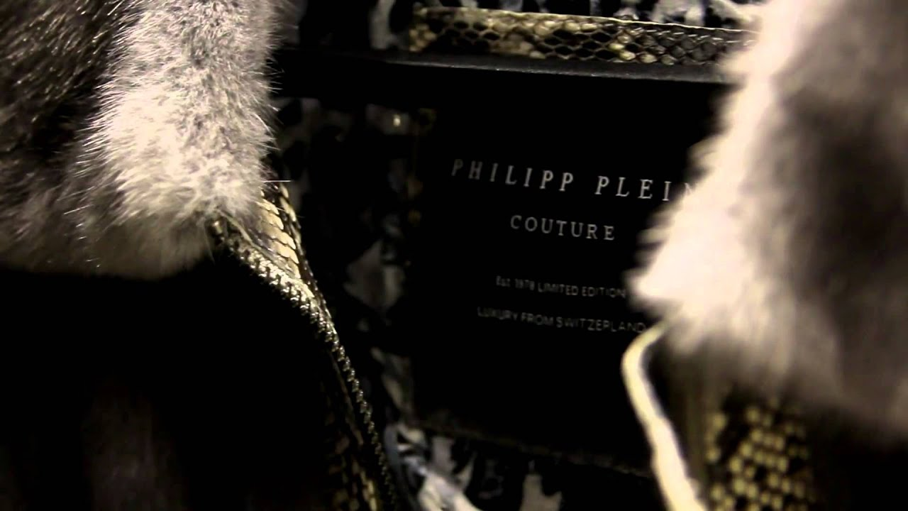 PHILIPP PLEIN - Eröffnungsparty in St. Petersburg