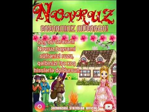 Novruz Bayrami Whatsapp Statuslari Youtube