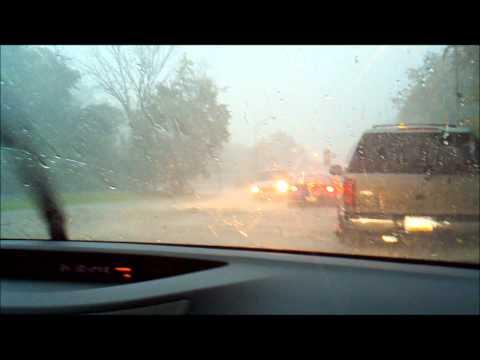 Washington Boulevard Flood