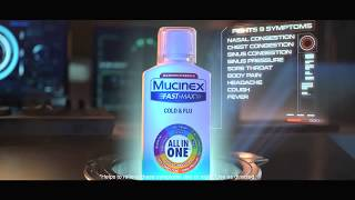 MUCINEX® | FAST-MAX COLD & FLU ALL IN ONE| BOTTLE REVEAL