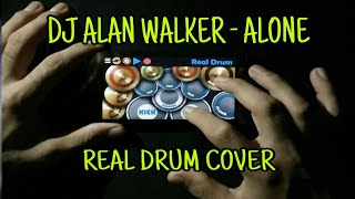 DJ Alan Walker - Cover Real Drum