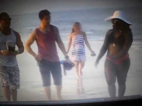 African girl on jersey shore name hot cherry