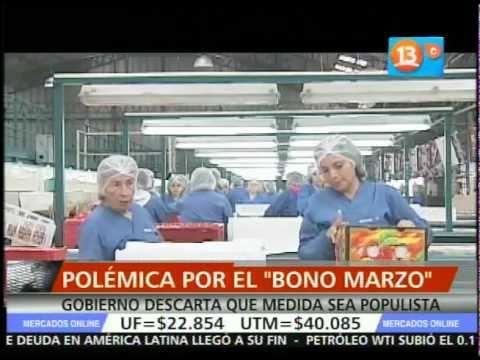 Mercados on line 11 de marzo 2013.