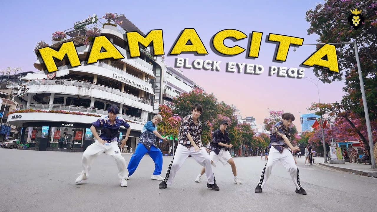 MAMACITA - Black Eyed Peas, Ozuna, J. Rey Soul | Choreographed and performed by KION-X | SPX