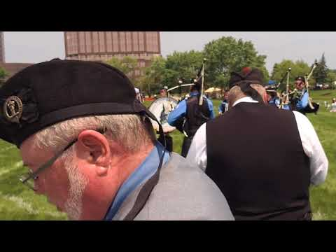 Chicago 2018   G4 Madison Pipes and Drums MED