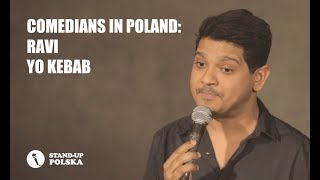 "Comedians in Poland: Ravi ""Yo Kebab"" - polskie napisy"