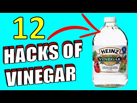12-amazing-vinegar-health-benefits,-beauty-uses-&-cleaning-hacks-you-must-know-!!!