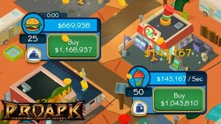 Taps to Riches Gameplay iOS / Android