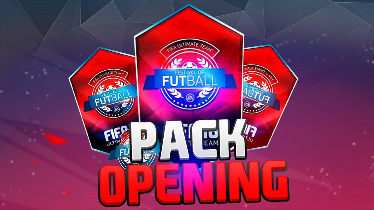 PACK OPENING FIFA 16 CRISTIANO RONALDO 97 DC ST SOBRES FUT FESTIVAL IMOTM | LUIS ELBILLETES ...