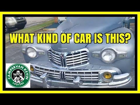 Big Dog Had Gas and A Classic Car!