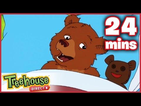 Little Bear - Pillow Hill / Diva Hen / Father Bear's Little Helper - Ep. 40
