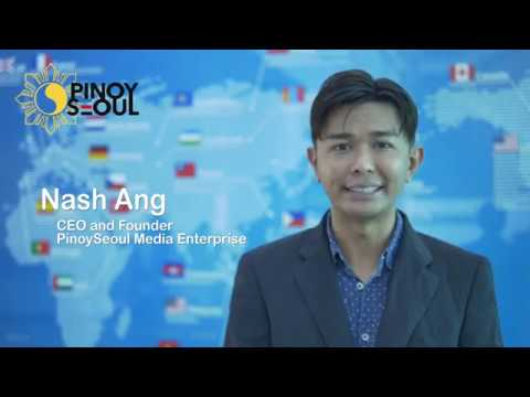 Pinoy Seoul Media Enterprise - Introduction Video