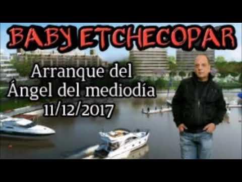 BABY ETCHECOPAR - ANALIZA Y LLAMA EN VIVO AL PROGRAMA FEDERAL DE SALUD (PROFE) 11/12/2017