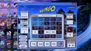 Slingo for the PC Aired: August 12, 2015