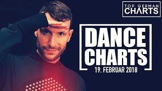 TOP 20 DANCE CHARTS - 19. FEBRUAR 2018