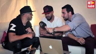 Interview avec Fnaïre au plus grand Concert Karaoké du Maroc avec HIT RADIO