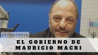 Baby Etchecopar - El Gobierno De Mauricio Macri