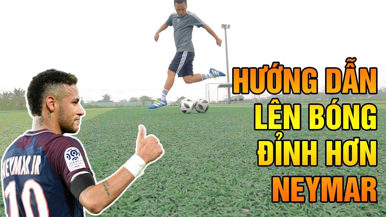 Đỗ Kim Phúc Hướng Dẫn Bóng Đá Kỹ Năng Lên Bóng Đỉnh Hơn Neymar