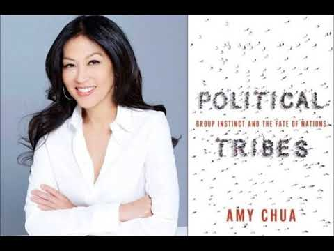 Amy Chua Author Interview with Conservative Book Club (Political Tribes)