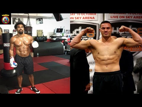 JOSEPH PARKER SET TO USE DAVID HAYE'S GYM FOR TRAINING FOR HUGHIE FURY I Boxing News #42
