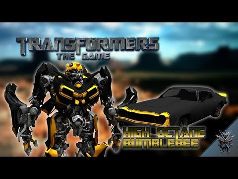 HIGH OCTANE BUMBLEBEE (V2) | Transformers: The Game Mods