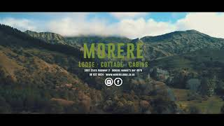 Morere Lodge  Cottage and Cabins - New Zealand