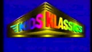 Kids Klassics Logo 1989