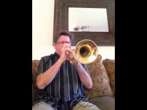 Wayne Bergeron High Notes with his GR Mouthpiece