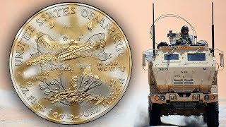 NEW Gold-Silver Alloy Developed For Military Use