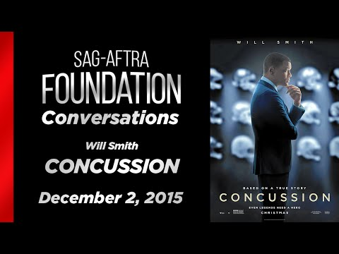 Conversations with Will Smith of CONCUSSION