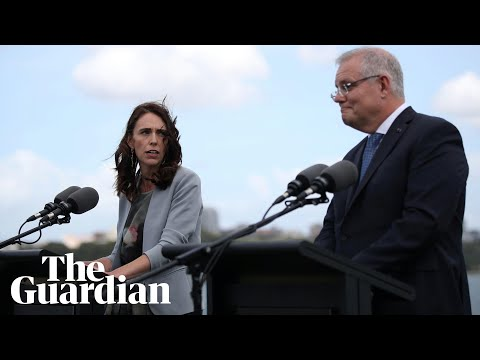 Jacinda Ardern Blasts Scott Morrison Over Australia's Deportation Policy