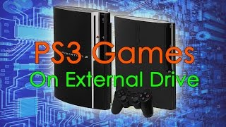 How to play PS3 Games from HDD/USB (w/o PSN)