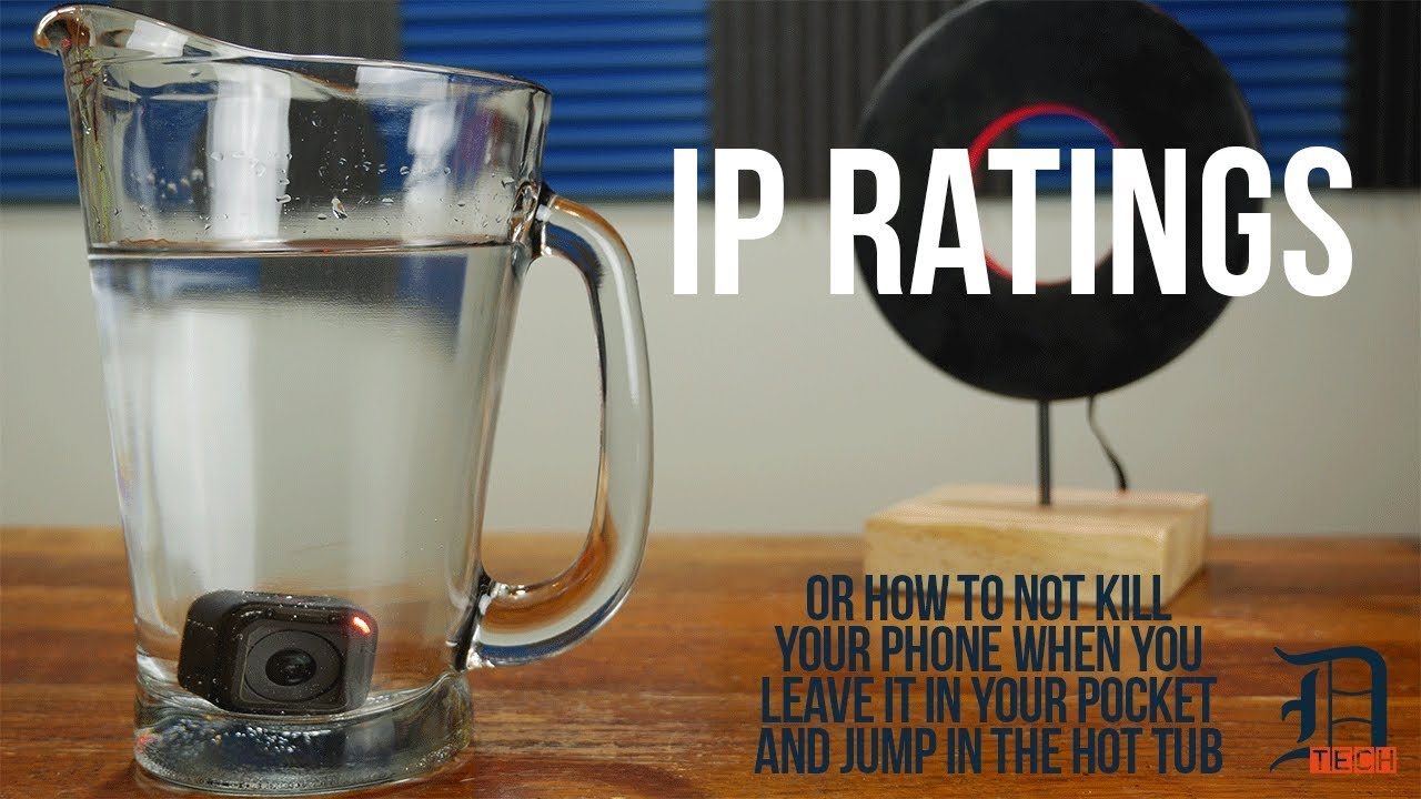 IP Rating Explained!! - YouTube