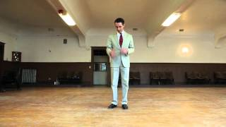 The Tap Shim Sham - The Classics Vintage Dance Workshops - Peter Flahiff