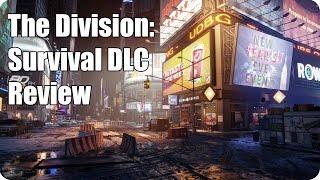 The Division: Survival DLC Review