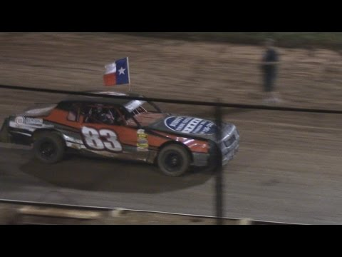 McNeely Wins Street Stock 6-27-15