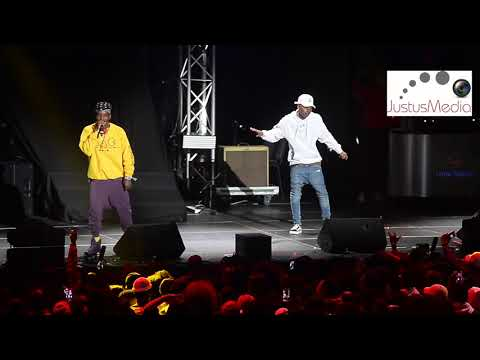 A-Reece and The Wrecking Crew  celebrations 16th June 2018