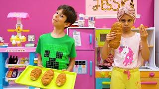 Big Versus Bigger I Nursery Rhymes Kids Song About Friendship & Caring
