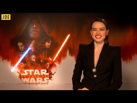 Download Youtube: Daisy Ridley reveals who she wants to impress the most with Star Wars: The Last Jedi