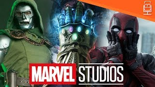 Deadpool, X-Men and Fantastic Four Confirmed for the MCU