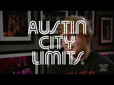 Austin City Limits Interview with Ed Sheeran