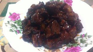 鎮江糖醋排骨 Sweet and sour pork in Chinkiang style