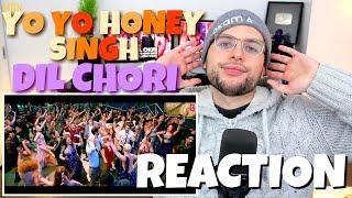 Video Yo Yo Honey Singh - DIL CHORI | REACTION download MP3, 3GP, MP4, WEBM, AVI, FLV Februari 2018
