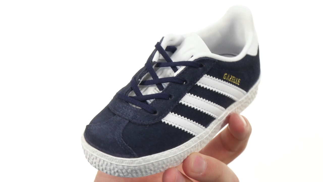 new arrival 882e0 e8bf4 adidas Originals Kids Gazelle (Toddler) SKU 8821936. Shop Zappos