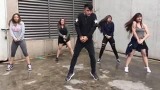 Chill dance challenge hashtag Jimboy
